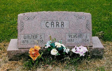 CARR, WALTER - Jones County, Iowa | WALTER CARR