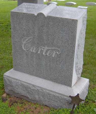 CARTER, FAMILY MONUMENT - Jones County, Iowa | FAMILY MONUMENT CARTER