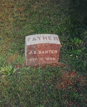 CARTER, JULIUS E. - Jones County, Iowa   JULIUS E. CARTER
