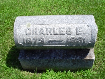 CONDIT, CHARLES E - Jones County, Iowa | CHARLES E CONDIT