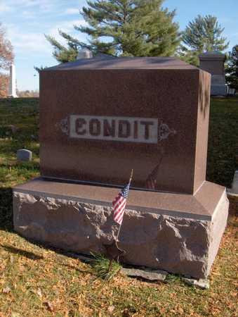 CONDIT, FAMILY - Jones County, Iowa | FAMILY CONDIT