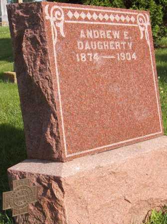 DAUGHERTY, ANDREW S. - Jones County, Iowa   ANDREW S. DAUGHERTY