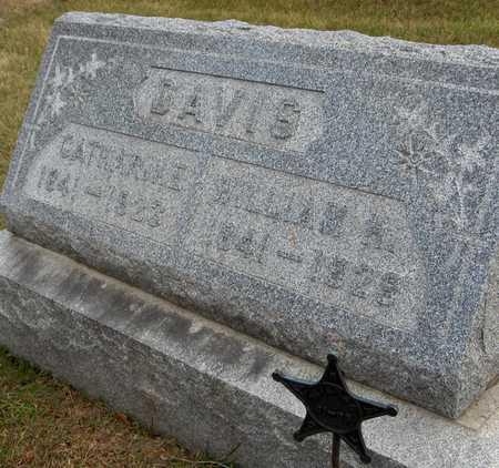 DAVIS, WILLIAM H. - Jones County, Iowa | WILLIAM H. DAVIS