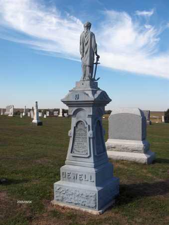 DEWELL, WINNEY ANN - Jones County, Iowa | WINNEY ANN DEWELL