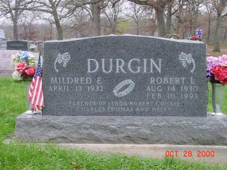 DURGIN, ROBERT LAWRENCE - Jones County, Iowa   ROBERT LAWRENCE DURGIN