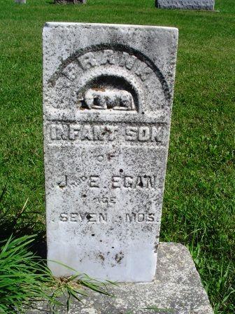 EGAN, FRANK - Jones County, Iowa | FRANK EGAN
