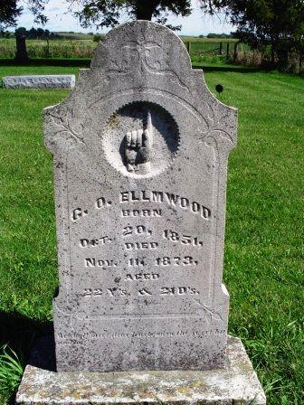 ELLMWOOD, G.O. - Jones County, Iowa | G.O. ELLMWOOD