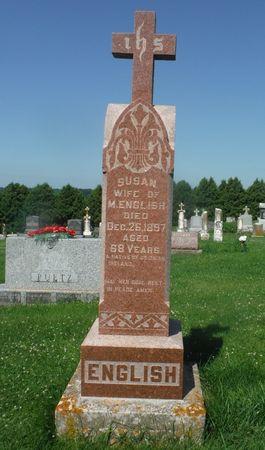 ENGLISH, SUSAN - Jones County, Iowa | SUSAN ENGLISH