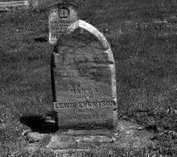 TAYLOR EVERTSON, MARY ANN - Jones County, Iowa | MARY ANN TAYLOR EVERTSON
