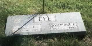 EYE, CECIL - Jones County, Iowa | CECIL EYE