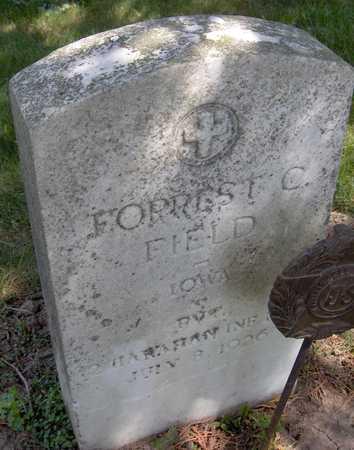 FIELD, FORREST C. - Jones County, Iowa | FORREST C. FIELD