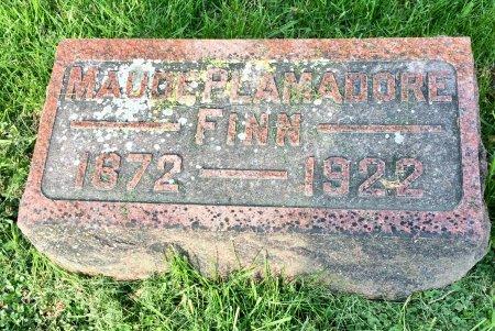 PLAMADORE FINN, MAUDE - Jones County, Iowa | MAUDE PLAMADORE FINN