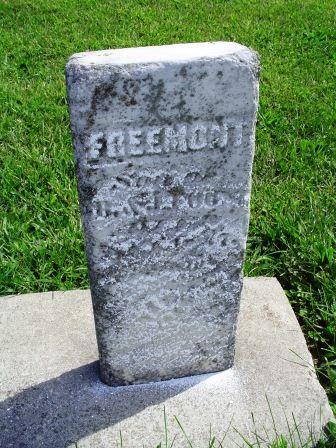 FOOS, FREEMONT - Jones County, Iowa | FREEMONT FOOS