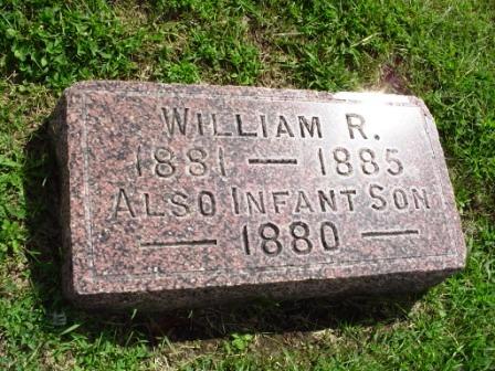 GAGE, WILLIAM R - Jones County, Iowa | WILLIAM R GAGE