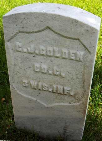 GOLDEN, C.J. - Jones County, Iowa | C.J. GOLDEN