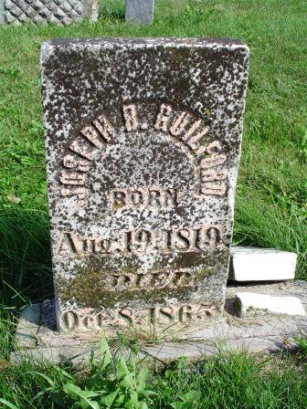 GUILFORD, JOSEPH B - Jones County, Iowa | JOSEPH B GUILFORD