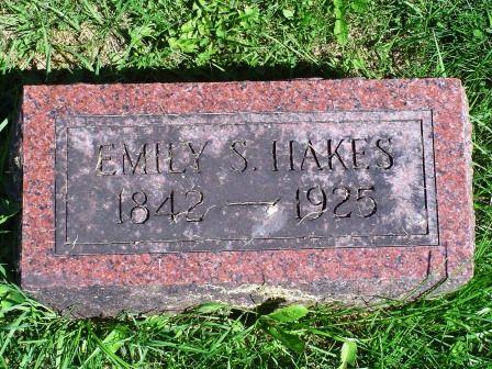 HAKES, EMILY S - Jones County, Iowa | EMILY S HAKES
