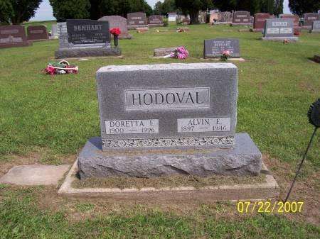HOLTZ HODOVAL, DORETTA - Jones County, Iowa | DORETTA HOLTZ HODOVAL