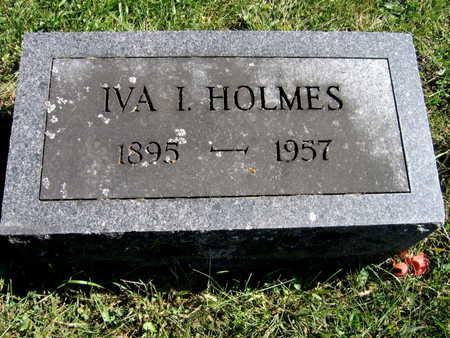 HOLMES, IVA I. - Jones County, Iowa | IVA I. HOLMES