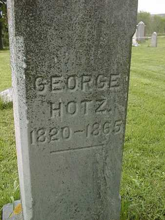HOTZ, GEORGE - Jones County, Iowa | GEORGE HOTZ