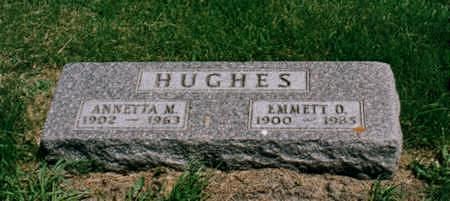 HUGHES, EMMETT O. - Jones County, Iowa | EMMETT O. HUGHES