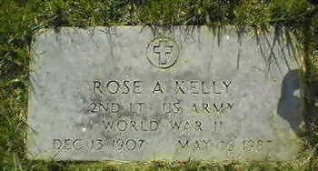 KELLY, ROSE A. - Jones County, Iowa | ROSE A. KELLY