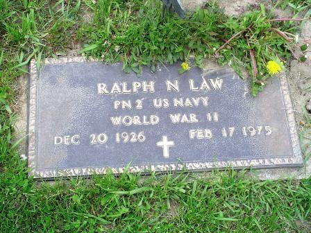 LAW, RALPH N - Jones County, Iowa | RALPH N LAW