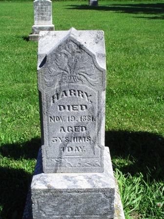 MATTHIESSEN, HARRY - Jones County, Iowa   HARRY MATTHIESSEN