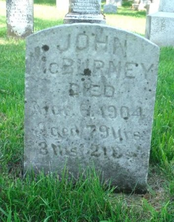 MCBURNEY, JOHN - Jones County, Iowa | JOHN MCBURNEY
