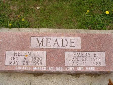 MEADE, EMERY E - Jones County, Iowa | EMERY E MEADE
