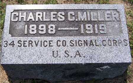 MILLER, CHARLES C. - Jones County, Iowa | CHARLES C. MILLER