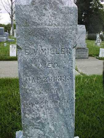 MILLER, E.V. - Jones County, Iowa | E.V. MILLER