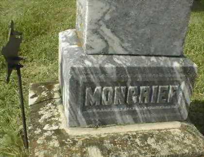 MONCRIEF, JAMES - Jones County, Iowa | JAMES MONCRIEF