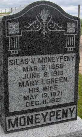 MONEYPENY, MARY I. - Jones County, Iowa | MARY I. MONEYPENY