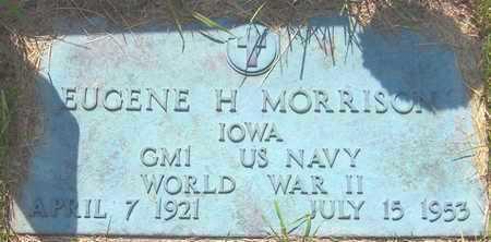 MORRISON, EUGENE H. - Jones County, Iowa | EUGENE H. MORRISON