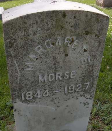 MORSE, MARGARET E. - Jones County, Iowa | MARGARET E. MORSE