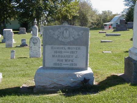MOYER, SAMUEL - Jones County, Iowa | SAMUEL MOYER
