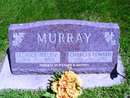 MURRAY, CHARLES EDWARD - Jones County, Iowa | CHARLES EDWARD MURRAY