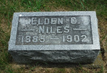 NILES, ELDEN C. - Jones County, Iowa | ELDEN C. NILES
