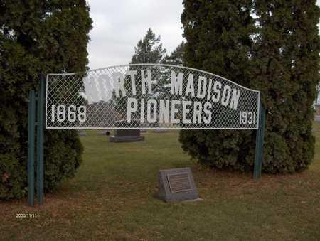 NORTH MADISON PIONEER, CEMETERY - Jones County, Iowa | CEMETERY NORTH MADISON PIONEER
