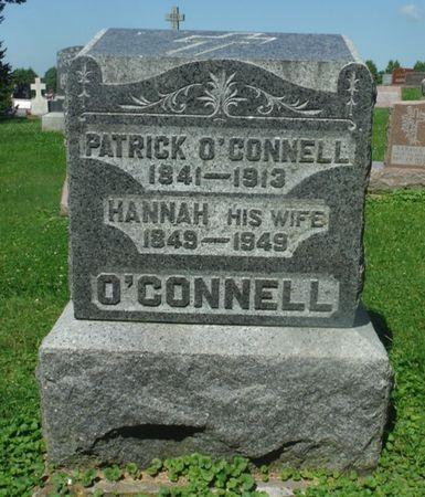 O'CONNELL, PATRICK - Jones County, Iowa   PATRICK O'CONNELL