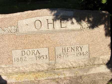 OHE, DORA - Jones County, Iowa | DORA OHE