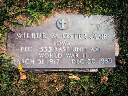 OSTERKAMP, WILBUR M. - Jones County, Iowa | WILBUR M. OSTERKAMP