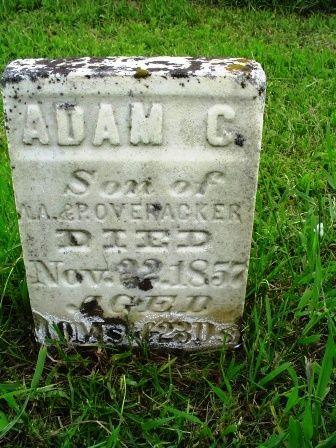 OVERACKER, ADAM C - Jones County, Iowa | ADAM C OVERACKER