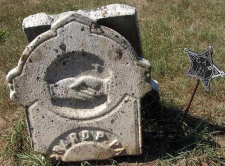 PAGE, RICHARD P. - Jones County, Iowa   RICHARD P. PAGE