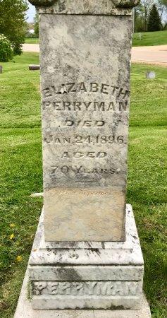 PERRYMAN, ELIZABETH - Jones County, Iowa | ELIZABETH PERRYMAN