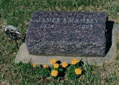 RAMSEY, JAMES STIVERS - Jones County, Iowa | JAMES STIVERS RAMSEY