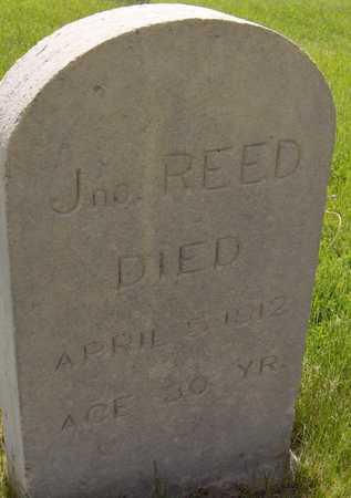 REED, JNO - Jones County, Iowa   JNO REED