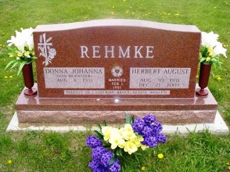 REHMKE, DONNA JOHANNA - Jones County, Iowa | DONNA JOHANNA REHMKE