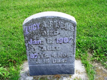 ROBBINS, LUCY A - Jones County, Iowa | LUCY A ROBBINS